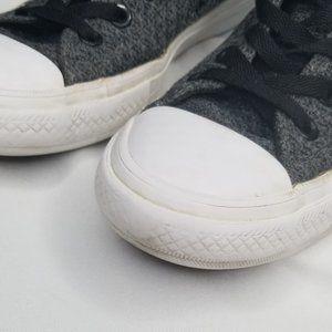 Converse Shoes - CONVERSE Chuck Taylor gray high top sneakers